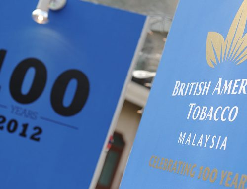 British American Tobacco – 100 Years Celebration Gala Dinner