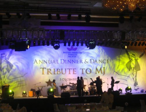 BATM Annual Dinner & Dance 2009 – Tribute to Michael Jackson