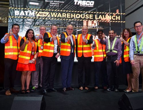 British American Tobacco Malaysia – New Warehouse Launch