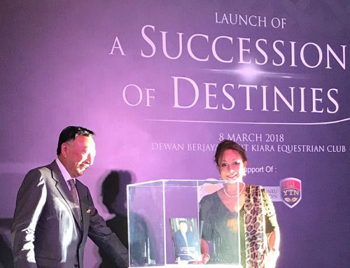The Launch of A Succession of Destinies