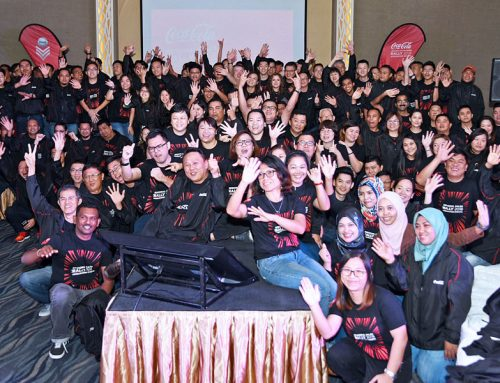 Coca-Cola Sale Convention 2018 – Penang
