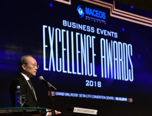 MACEOS Business Excellence Gala Dinner 2018